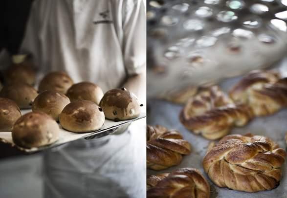 The Bakery in Lom