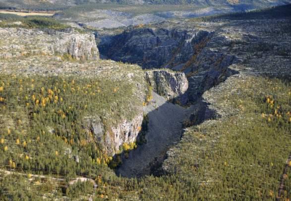 Jutulhogget Canyon