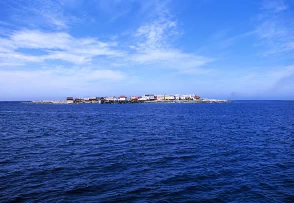 Grip - fiskevær ved Kristiansund