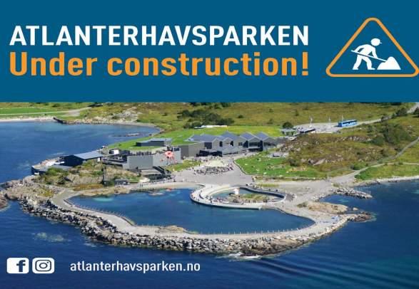 Atlanterhavsparken Ålesund - The Norwegian Aquarium