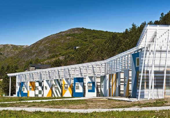 Stokkøya Sjøsenter Sublugar