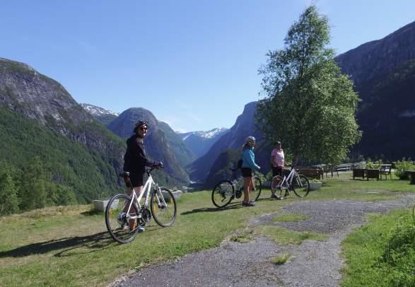 Bike the Fjords - Nærøyfjorden verdsarvområde