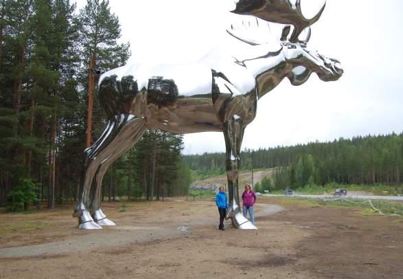 "Storelgen ""the big elk"" at Bjøråa"