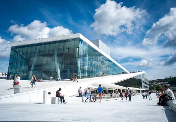 El Opera & Ballet Noruega