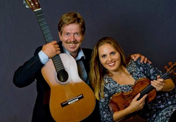 Concert with Duo a'Corda
