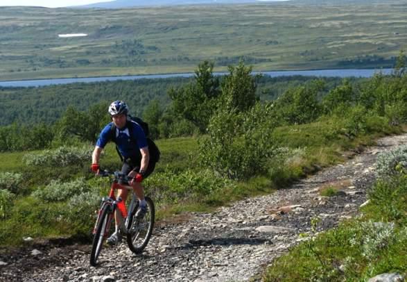 Fahrradtouren im Welterbe Røros