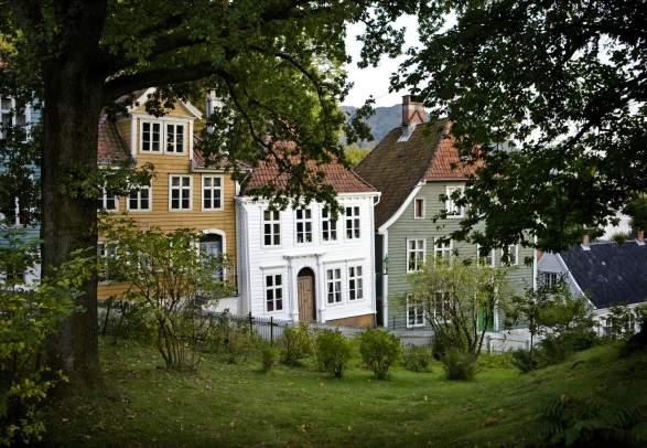 Le vieux Bergen