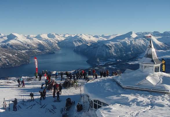Stranda Ski Resort