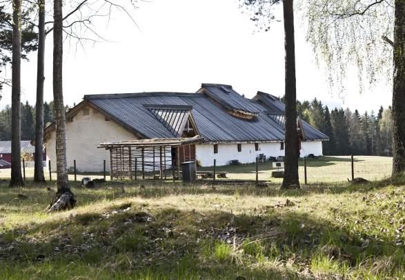 Veien Kulturminnepark - Buskerudmuseet