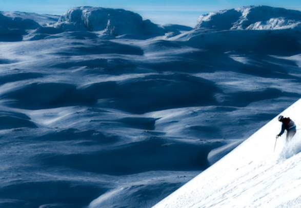 Hallingskarvet Ski Resort