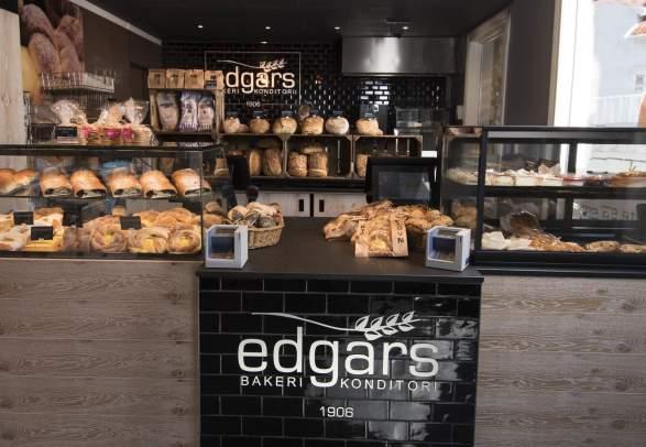 Edgar's Bakeri & Konditori - Malmø