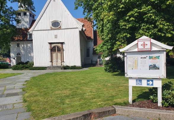Kystpilegrimsleia Egersund - Trondheim