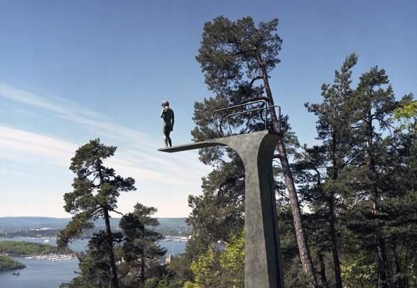 Ekebergparken parc de sculptures