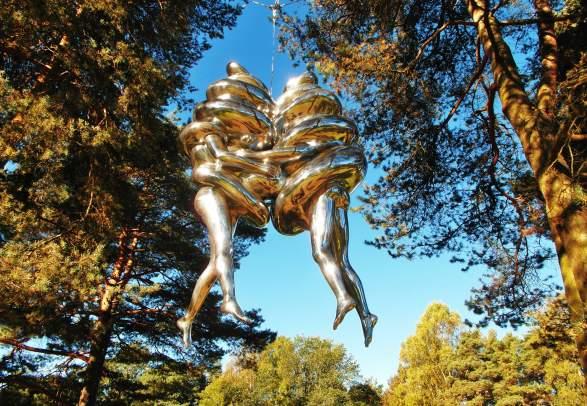 Ekebergparken parque de esculturas