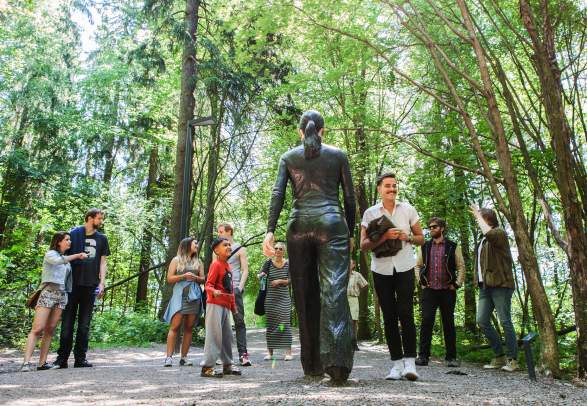 Ekebergparken Skulpturenpark