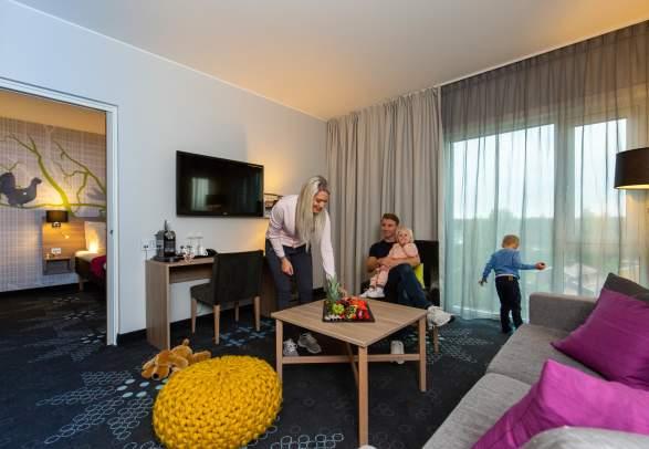 Scandic Elgstua - hotel