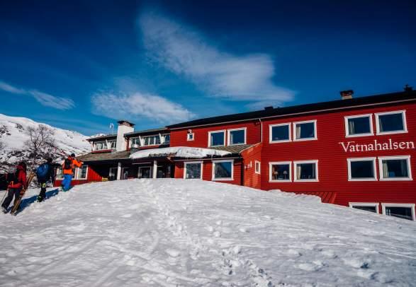 Vatnahalsen Mountain resort