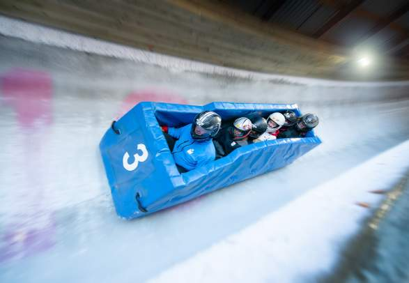 Lillehammer Olympic Bob- and Luge Track