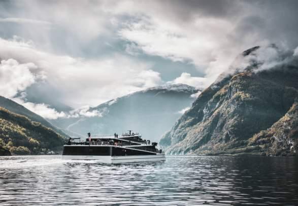Fjord Cruise Nærøyfjord