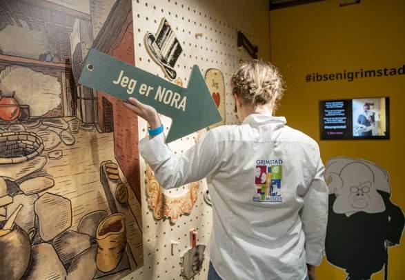 Ibsen-museet i Grimstad