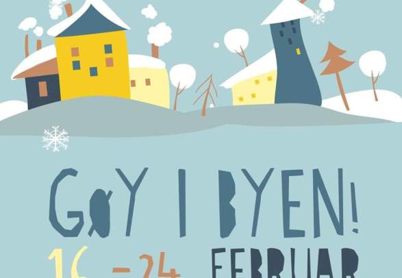 """Gøy i byen"" - Activities in Kristiansand for children"