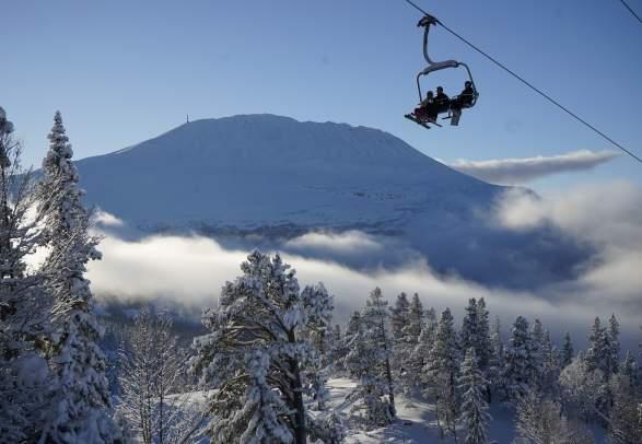 Gausta Ski Center