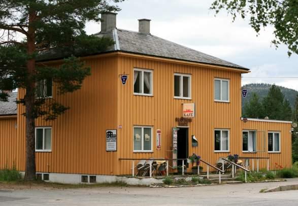 Glopheim Café