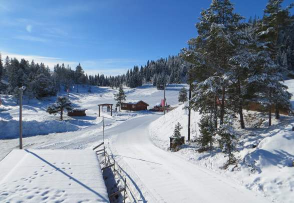 Knyken Ski Center