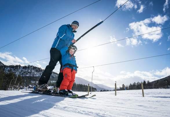 Sogn Skisenter - Alpinanlage