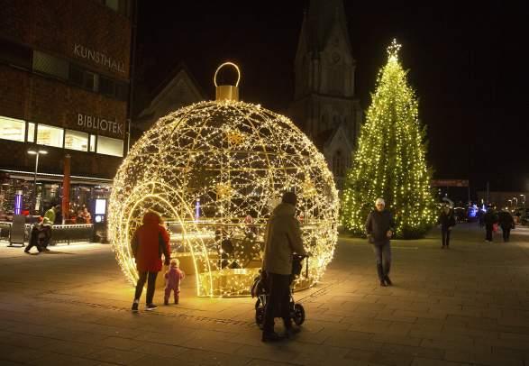 Christmas in Kristiansand