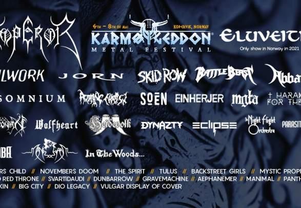 Karmøygeddon Metal Festival 2021