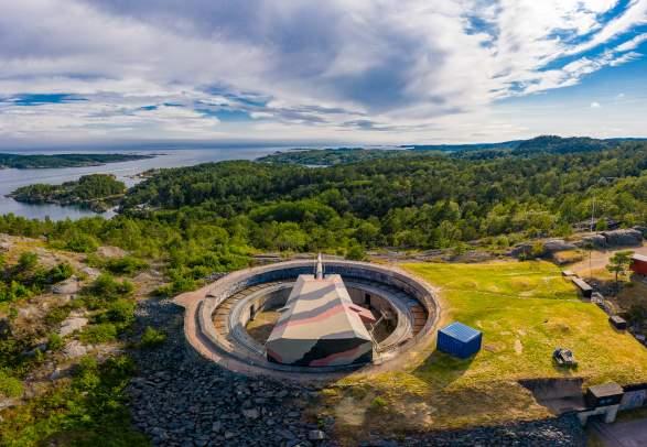 Kristiansand Kanonmuseum Cannon Museum