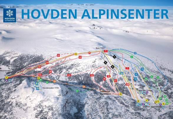 Hovden Alpincenter