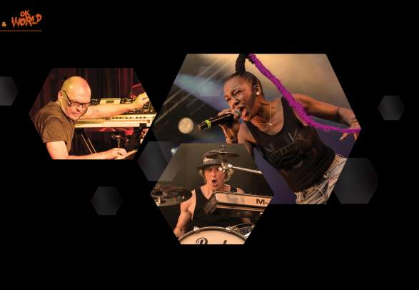 Bugge Wesseltoft with LOTUS, Droolian and Nick Hatch