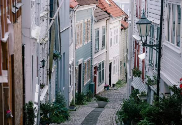 The charm of Nordnes