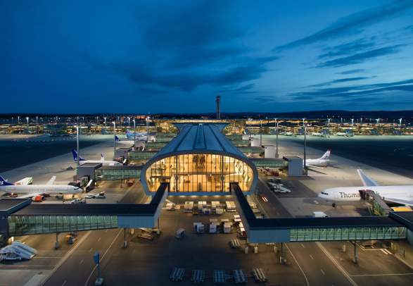 Oslo Lufthavn Gardermoen (OSL)