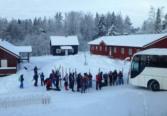 Camp Sjusjøen