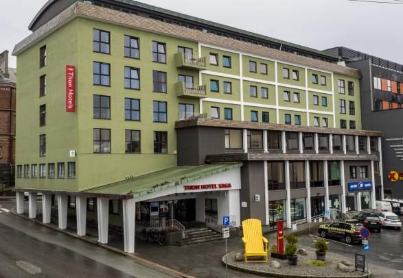 Thon Hotel Saga