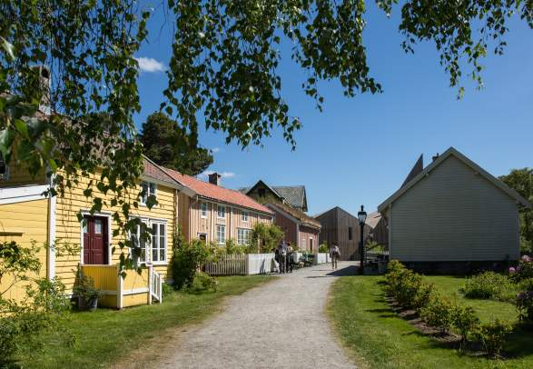 The Romsdal Museum in Molde