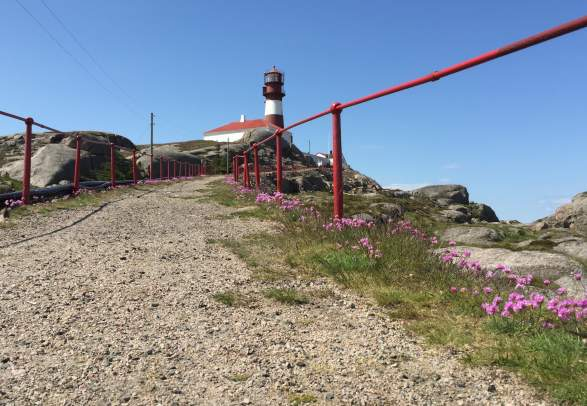 Ryvingen Lighthouse