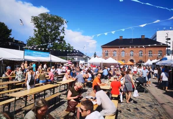 Sørlandets matfestival - Food festival in Kristiansand
