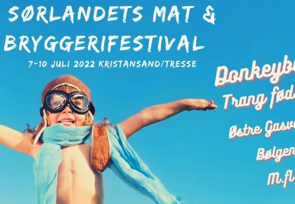 Sørlandets matfestival 2022 - Food festival in Kristiansand