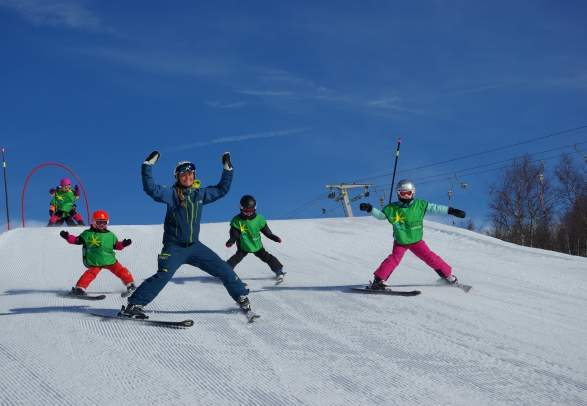 Geilo Ski School at Slaatta Skisenter