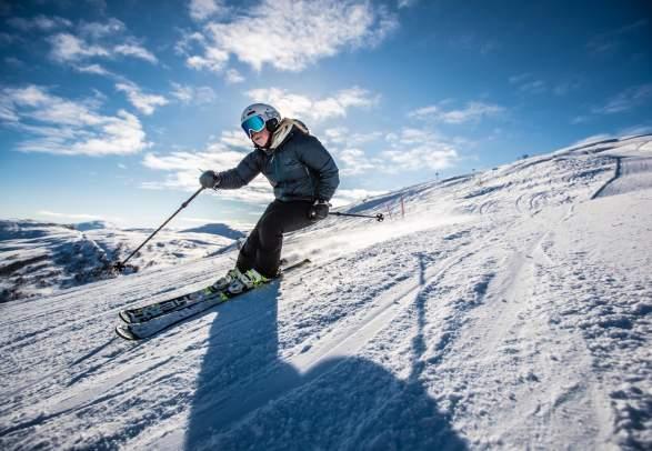 Sogndal Skisenter- alpine resort