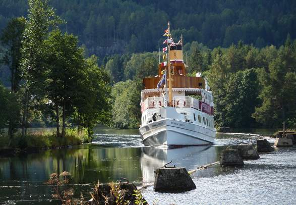 The Telemark Canal