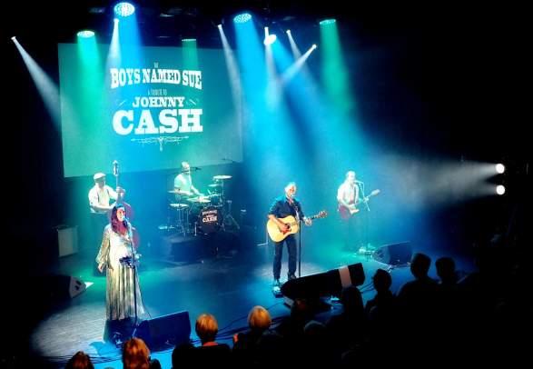 A Tribute to Johnny Cash @ Håndverkeren
