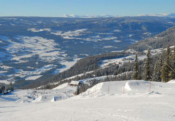 Valdres Alpinsenter