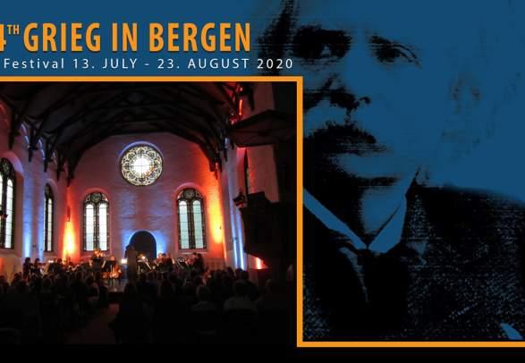 24th Grieg in Bergen Int Festival