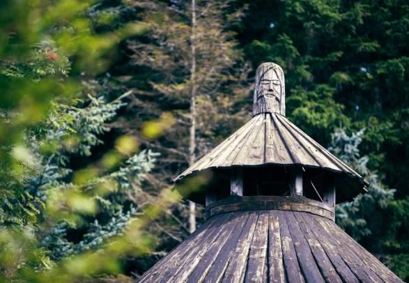 Viking Settlement at Avaldsnes