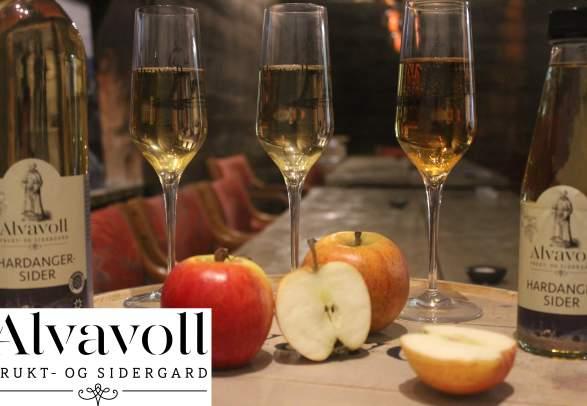 Alvavoll Frukt og Sidergard